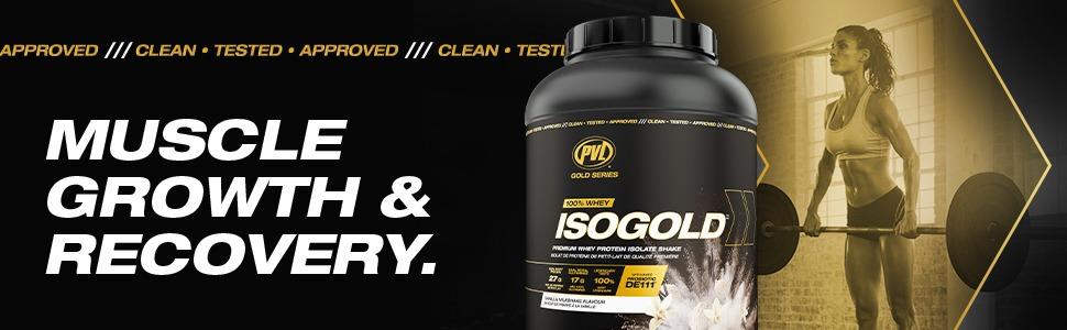 PVL - ISO GOLD (5 Lbs) - 9d5efcb2 fc98 4023 9b0a 551e6da1