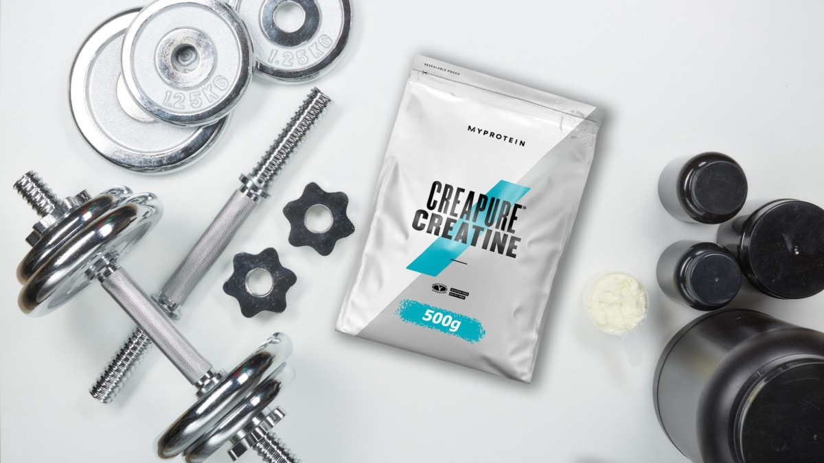 Myprotein - Creapure Creatine (500g) - creapure