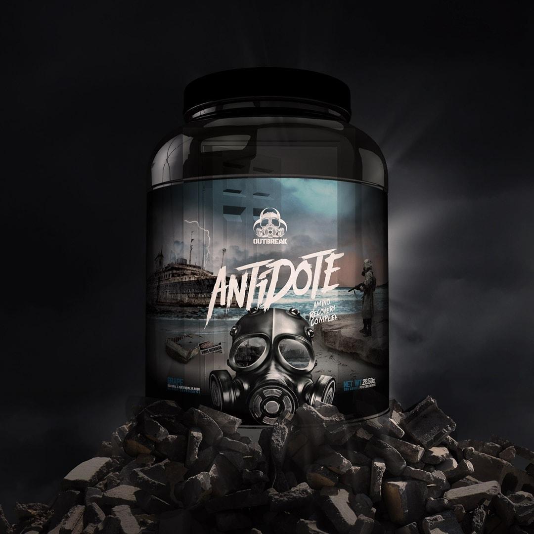Outbreak - Antidote (60 lần dùng) - obs antidote 1