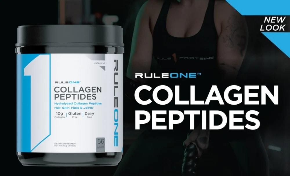 Rule 1 - R1 Collagen Peptides (56 lần dùng) - r1 collagen peptides banner