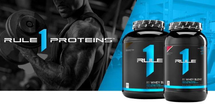 Rule 1 - R1 Whey Blend (Share lẻ) - r1 whey top update