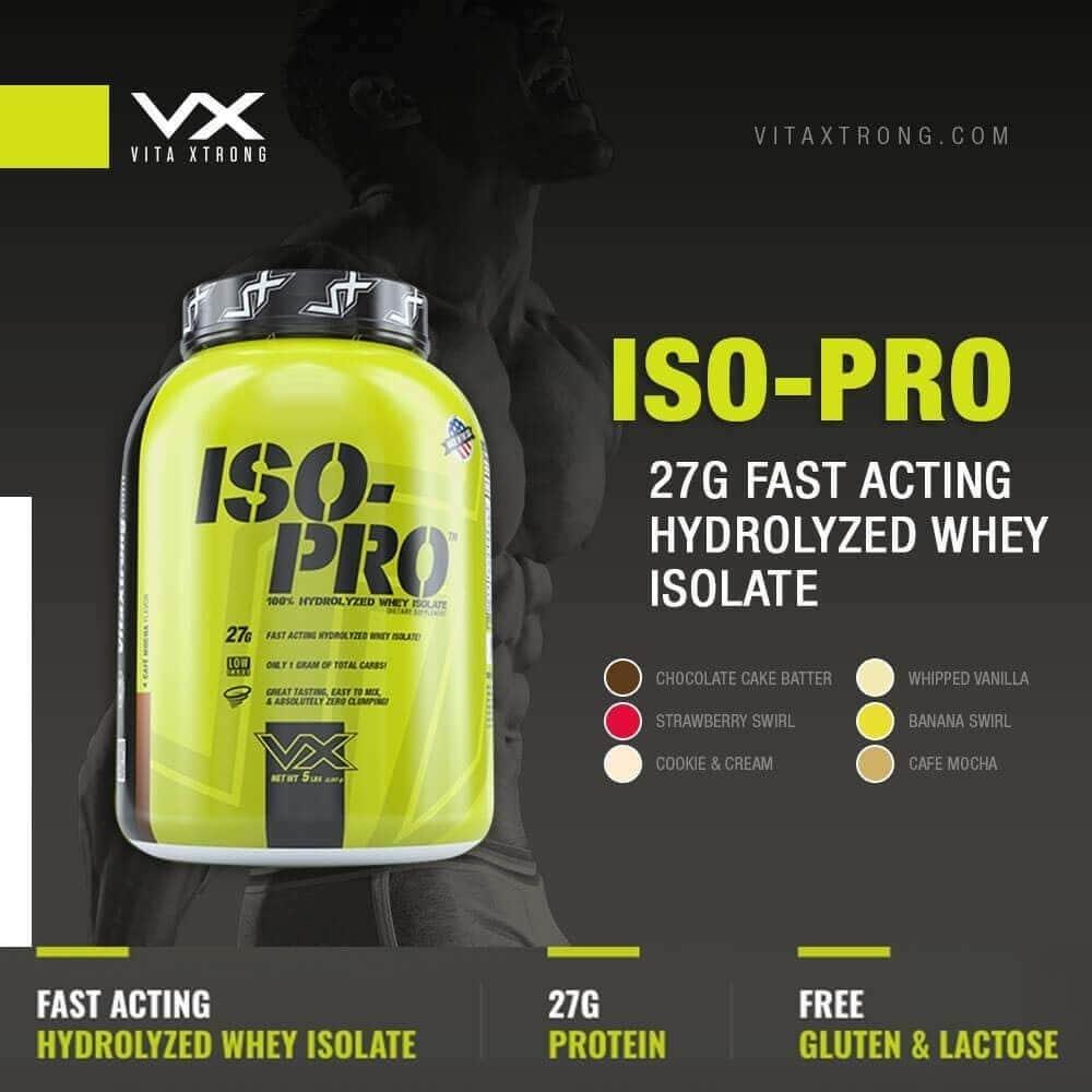 VitaXtrong - ISO-PRO (2 Lbs) - 61jp0qbdlbl