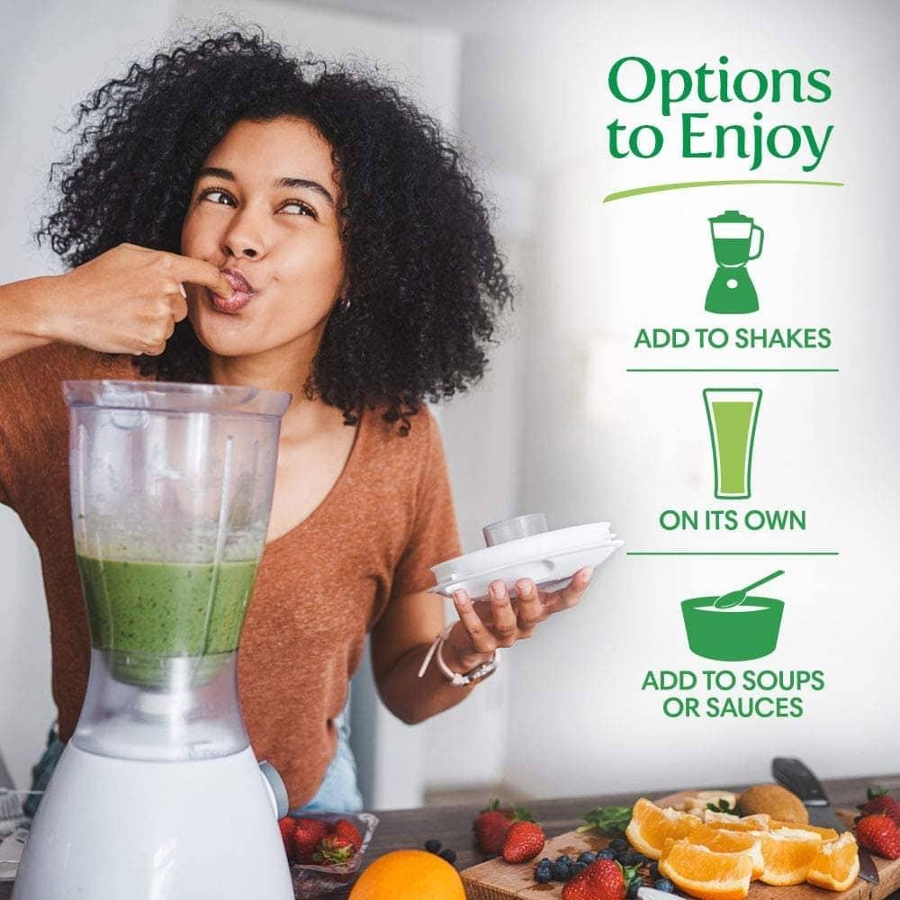 Purely Inspired - Organic Greens (24 lần dùng) - 61l863y xwl ac sl1000