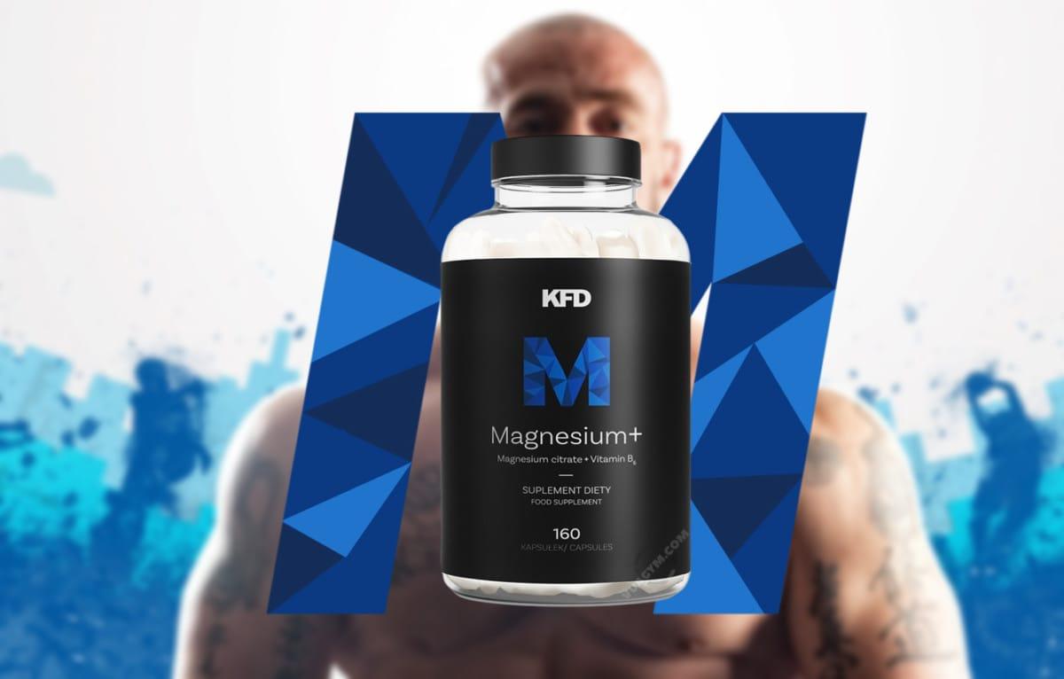 KFD - Magnesium+ (160 viên) - kfd magnesium 160 capsules mota