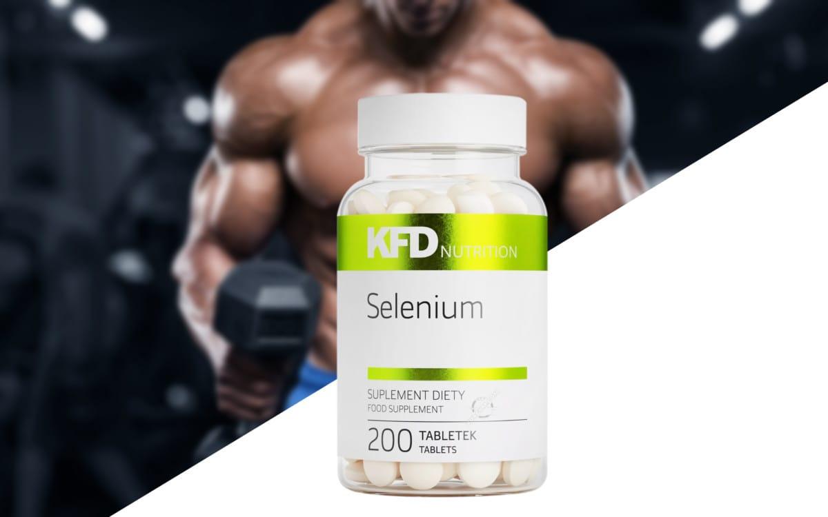 KFD - Selenium (200 viên) - kfd nutrition selenium 200v mota 1