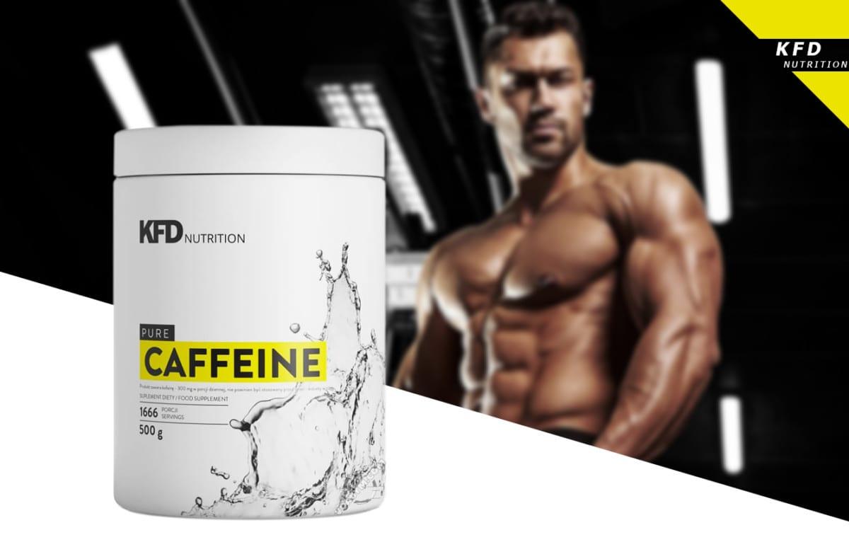 KFD - Pure Caffeine (500g) - kfd pure caffeine 500g mota