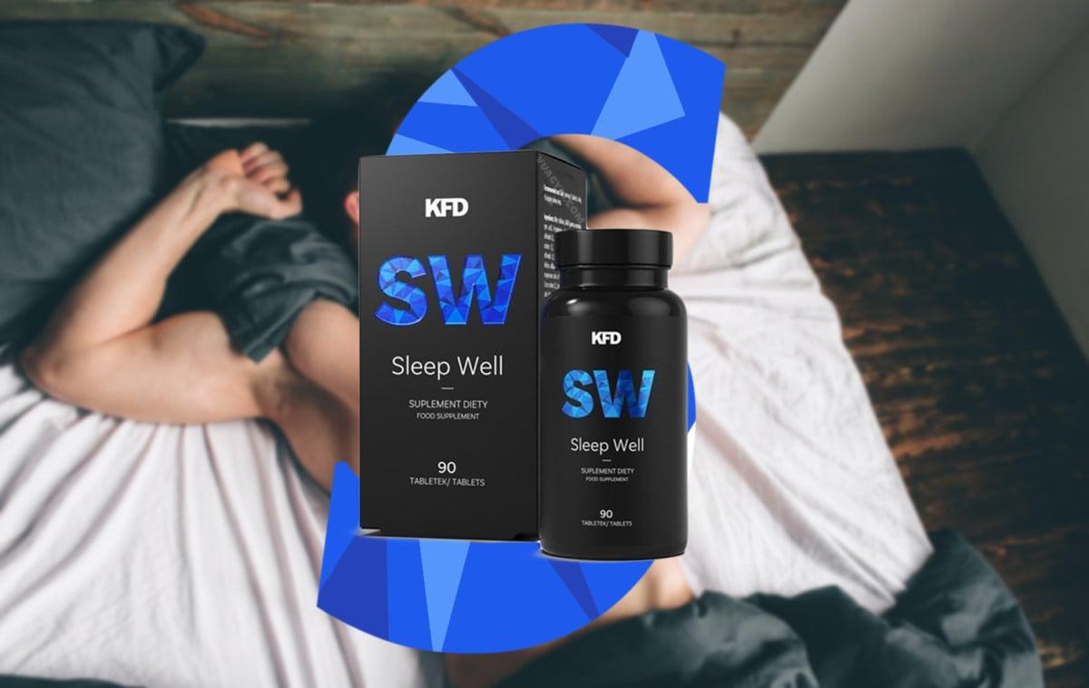 KFD - Sleep Well (90 viên) - sleep well mota