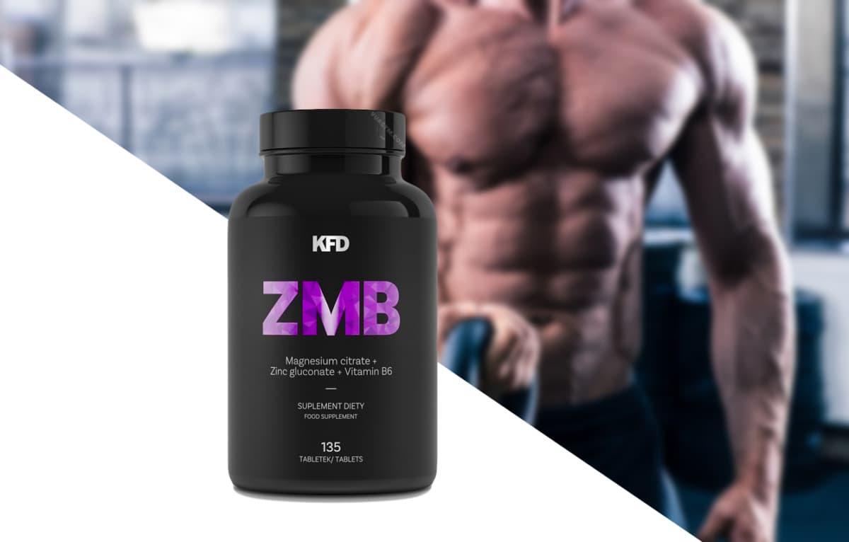 KFD - ZMB (Mg + Zn + B6) (135 viên) - zmb mg zn b6 135v mota