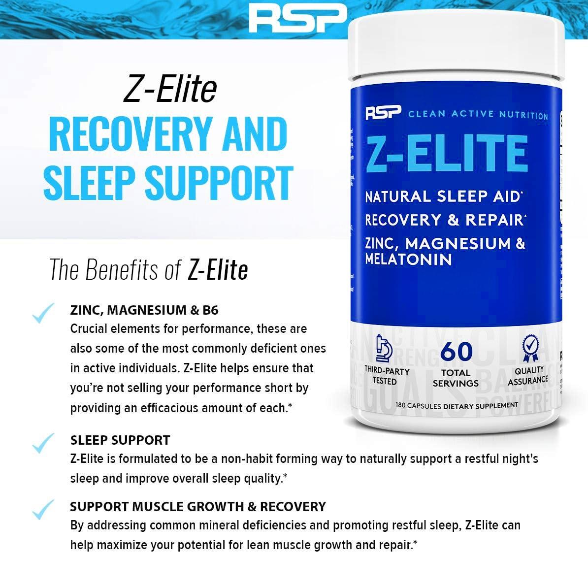 RSP - Z-Elite (180 viên) -