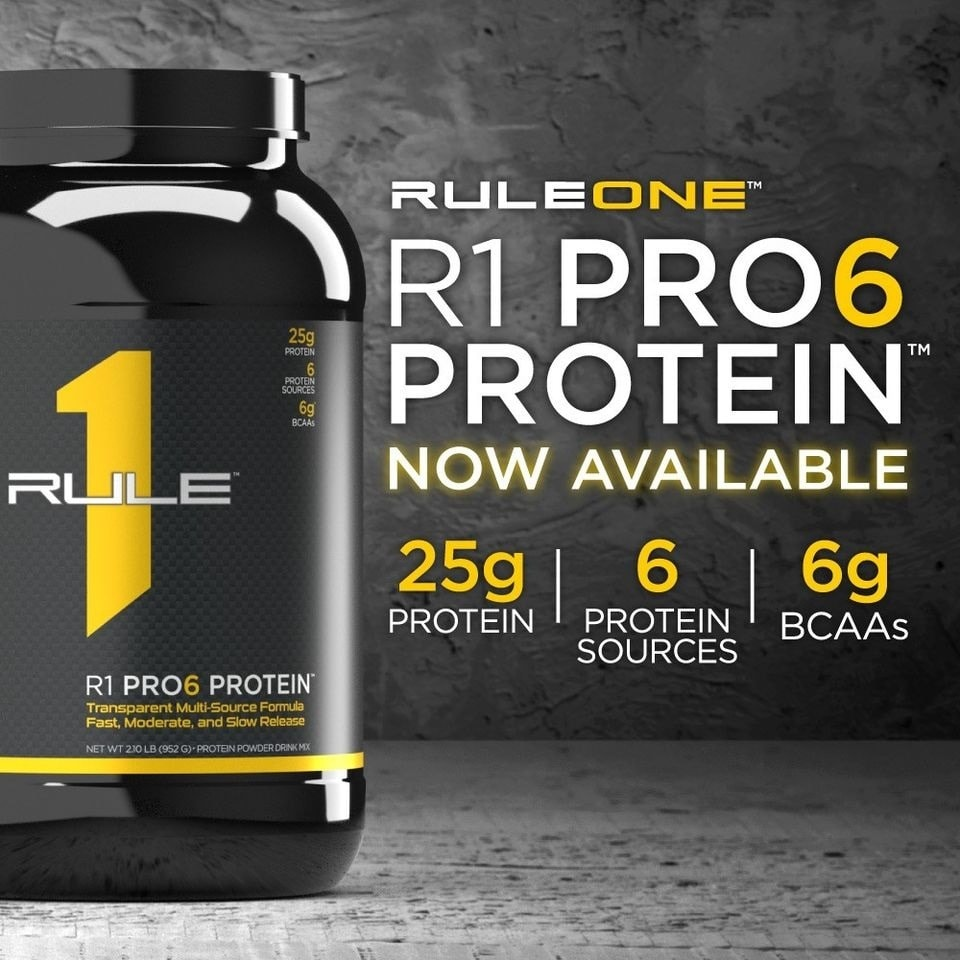 Rule 1 - R1 Pro6 Protein (28 lần dùng) - 121225552 3557216421002100 27940