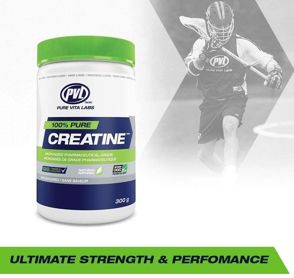 PVL - 100% Pure Creatine (300g) - 61z 39umwhl ac sl1000