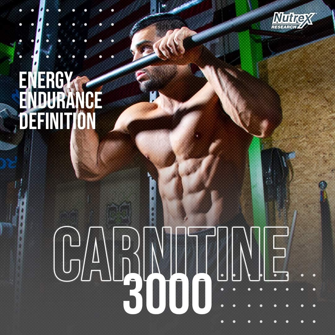 Nutrex - Liquid Carnitine 3000 (16 Fl. Oz) - 71h1mnj46bl
