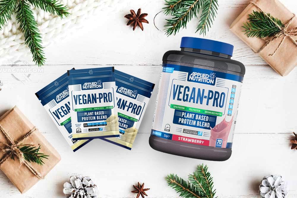 Applied Nutrition - Vegan Pro (Sample) - daj da
