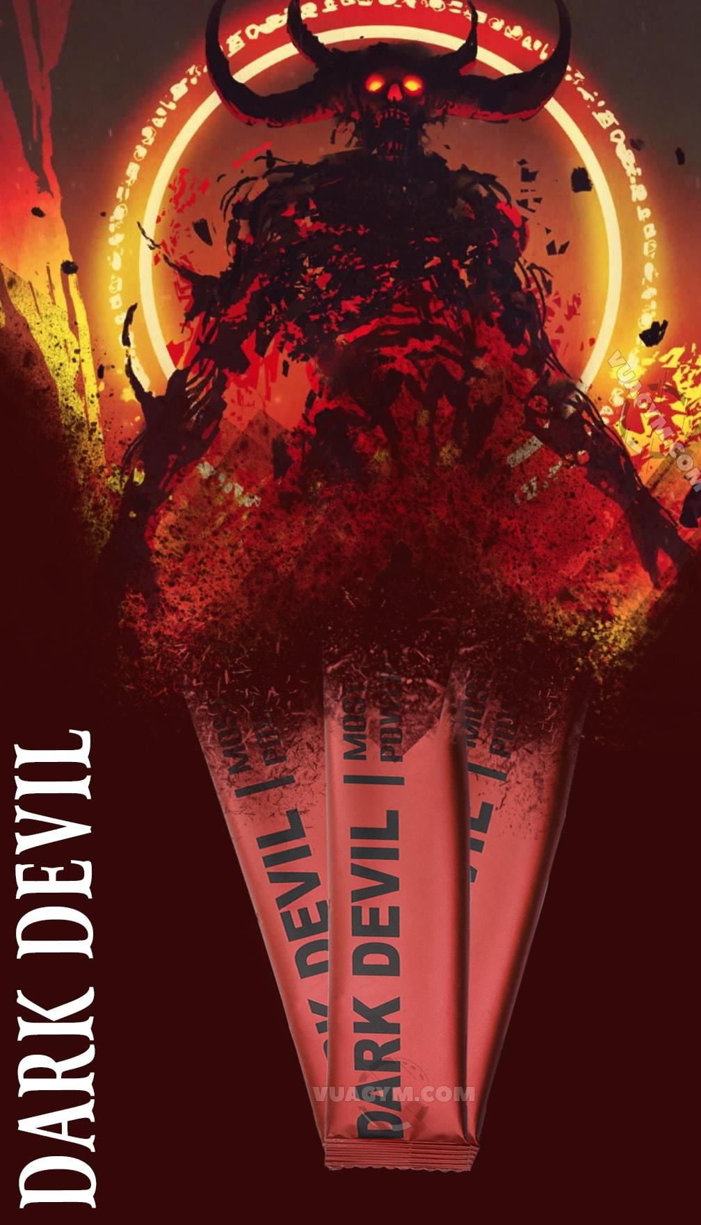 Z Nutrition - Dark Devil (Sample) - mota dark