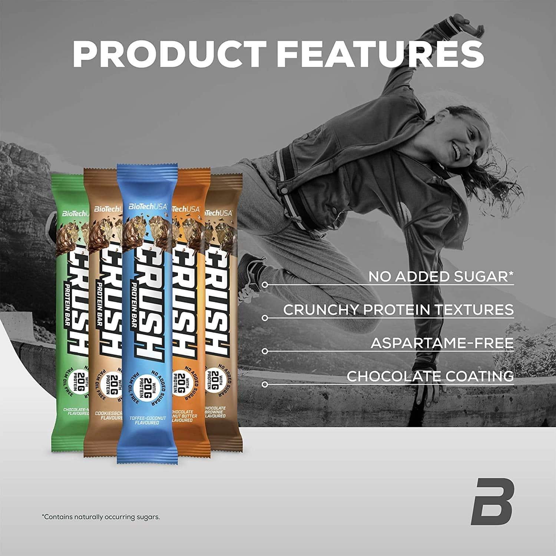BioTechUSA - Crush Bar - 81co xnalwl ac sl1500