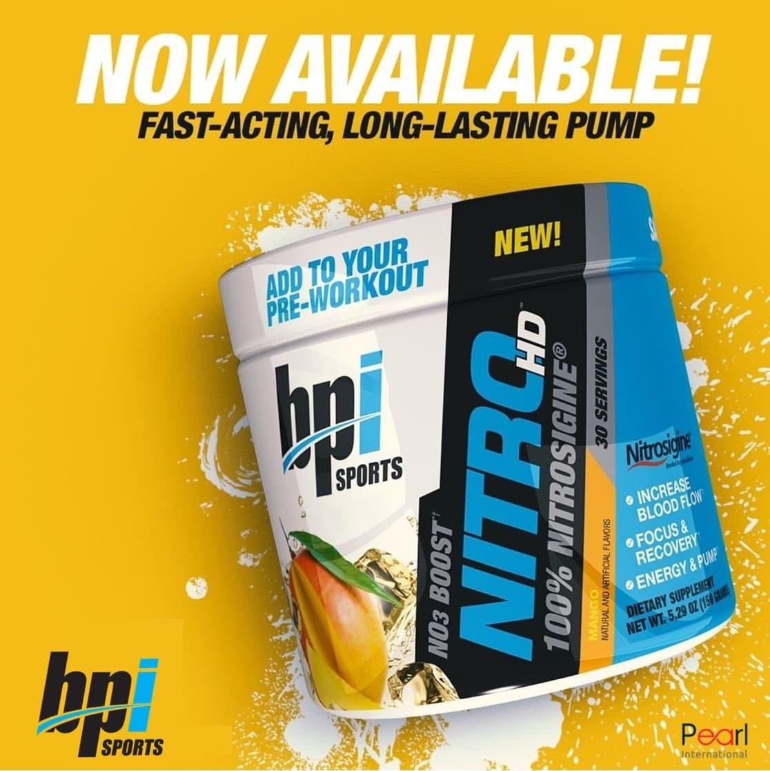 BPI Sports - Nitro HD (30 lần dùng) - 80979986 2915107188507796 194885