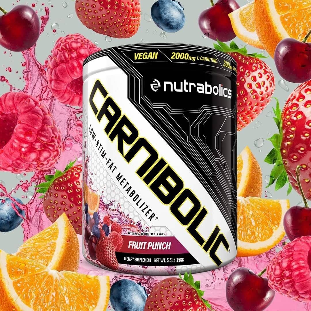 Nutrabolics - Carnibolic (30 lần dùng) - 70217498 445076426165482 7465605