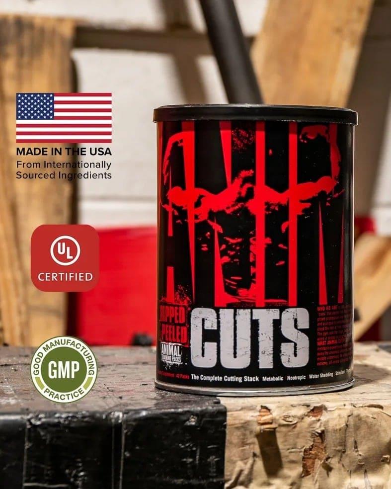 Animal - Cuts (42 gói) - cuts gmp ul